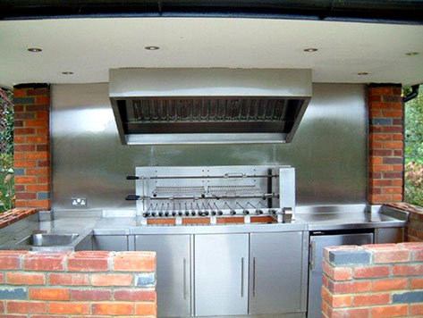 Extraction Systems London Commercial Kitchen Extractor